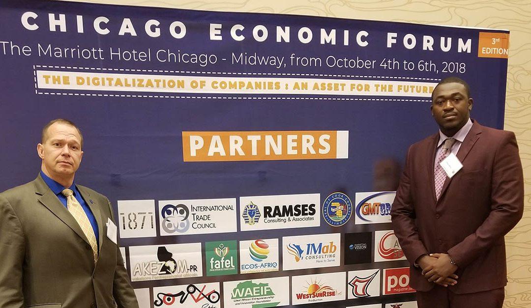 Chicago Economic Forum 04-06 October 2018 ~ LSG Experience